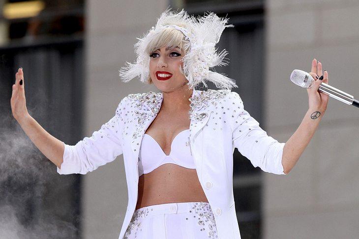 Lady Gaga rockt Lollapalooza