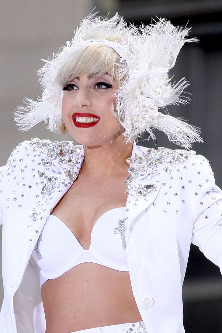 Lady Gaga für 13 VMAs nominiert