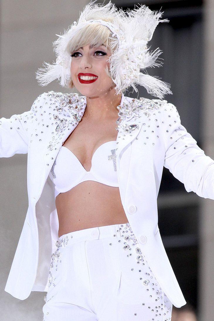 Wie bei den MTV Video Music Awards gehört Lady Gaga auch bei den EMA's zu den Favoriten.