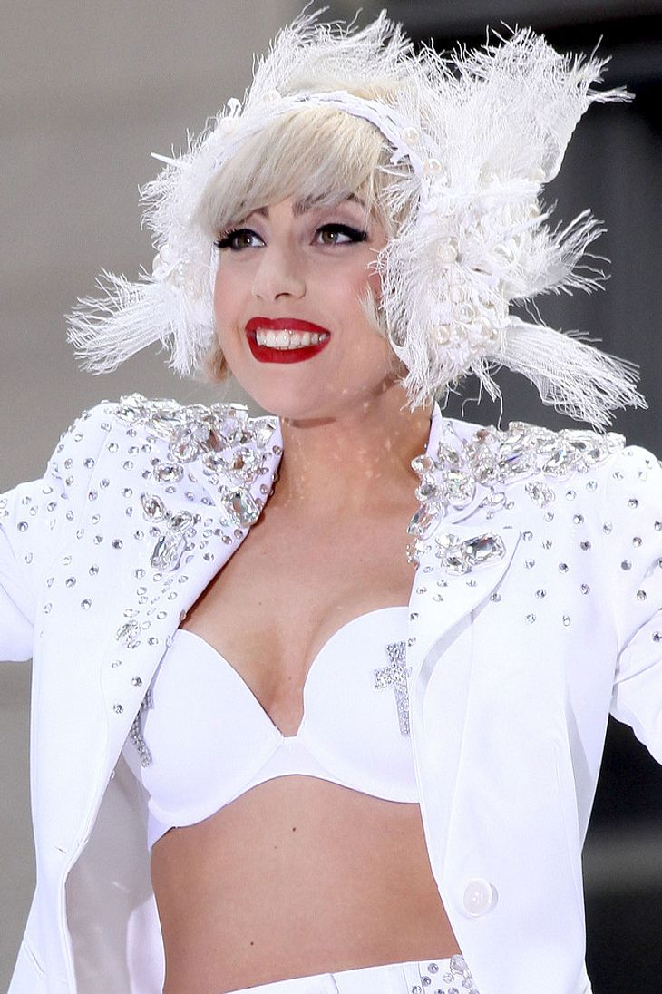 "Lady Gagas ""Sopranos""-Szene ist ein Internet-Hit"