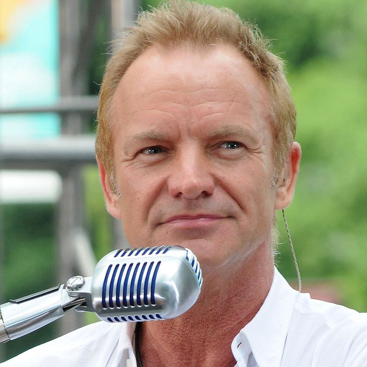 Sting: Wohltätigkeitskonzert zum 60. Geburtstag