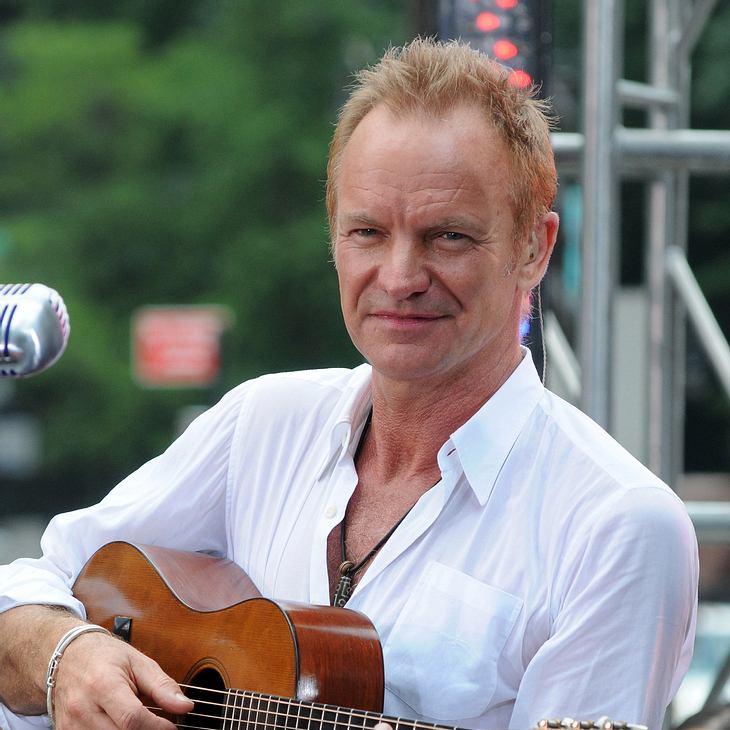 Sting: 'Ich schreibe kaum noch neue Songs'