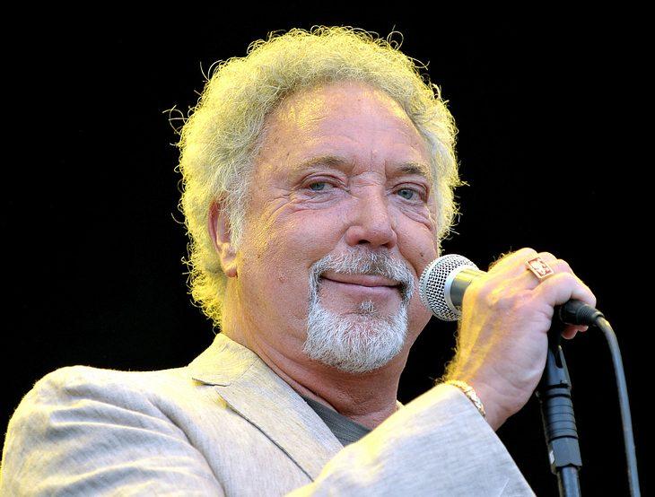 Tom Jones will mit The Killers rocken