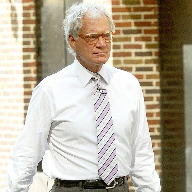 David Letterman: Morddrohungen