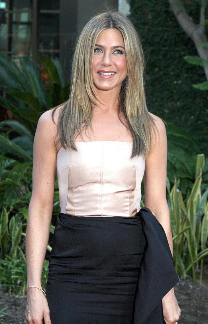 Jennifer Aniston zur begehrtesten Single-Frau gekürt