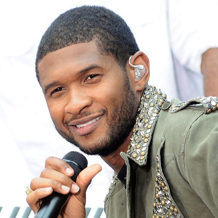 Usher wegen Urheberrechtsverletzung verklagt