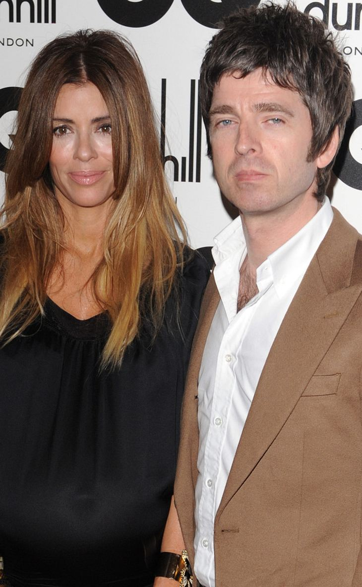 Noel Gallagher verschiebt Solomaterial für Baby