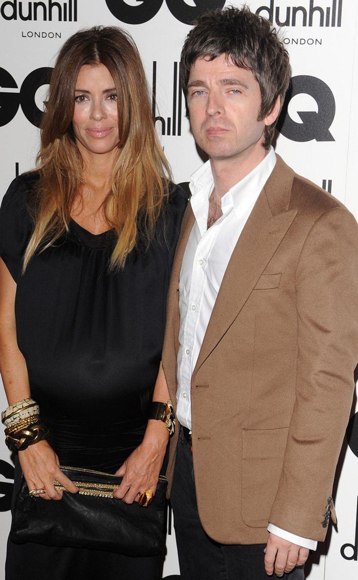 Söhnchen für Noel Gallagher