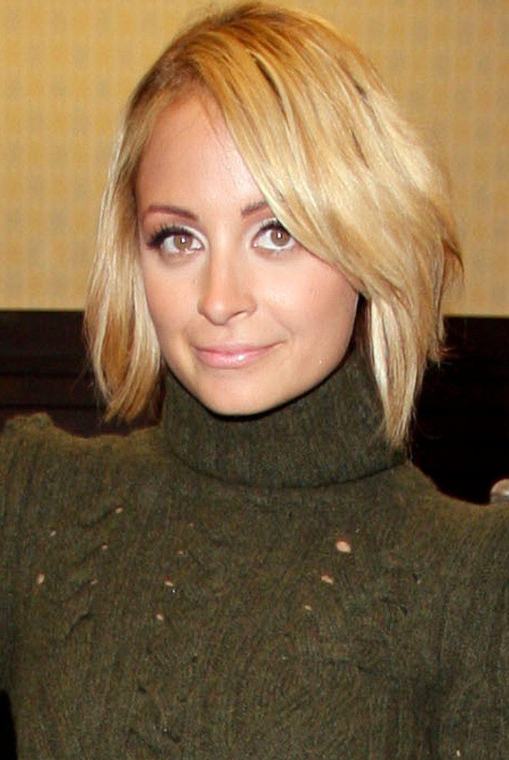 "Nicole Richie stolz auf ""starke"" Christina Aguilera"