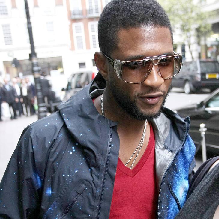 Usher verschiebt seine Tour