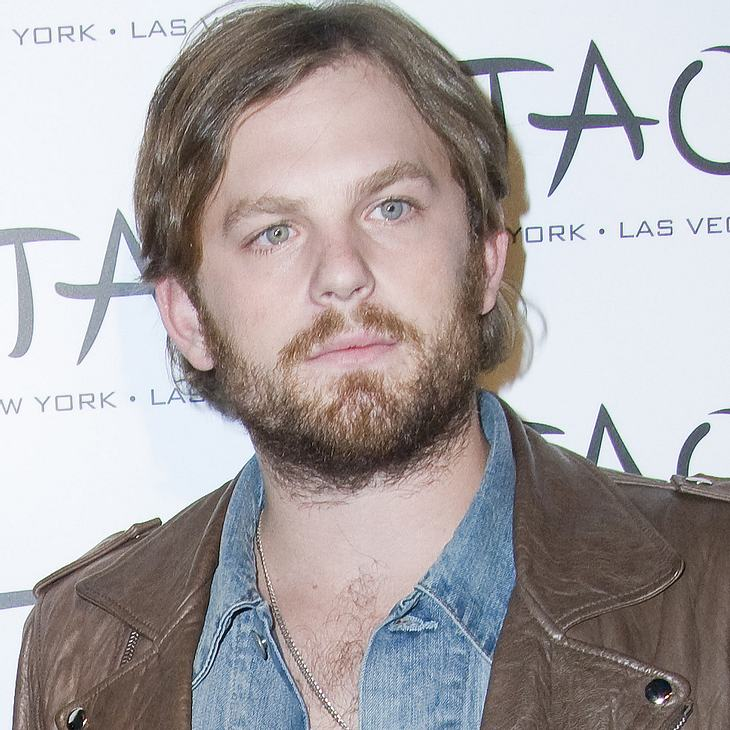 Caleb Followill heiratet Lily Aldridge