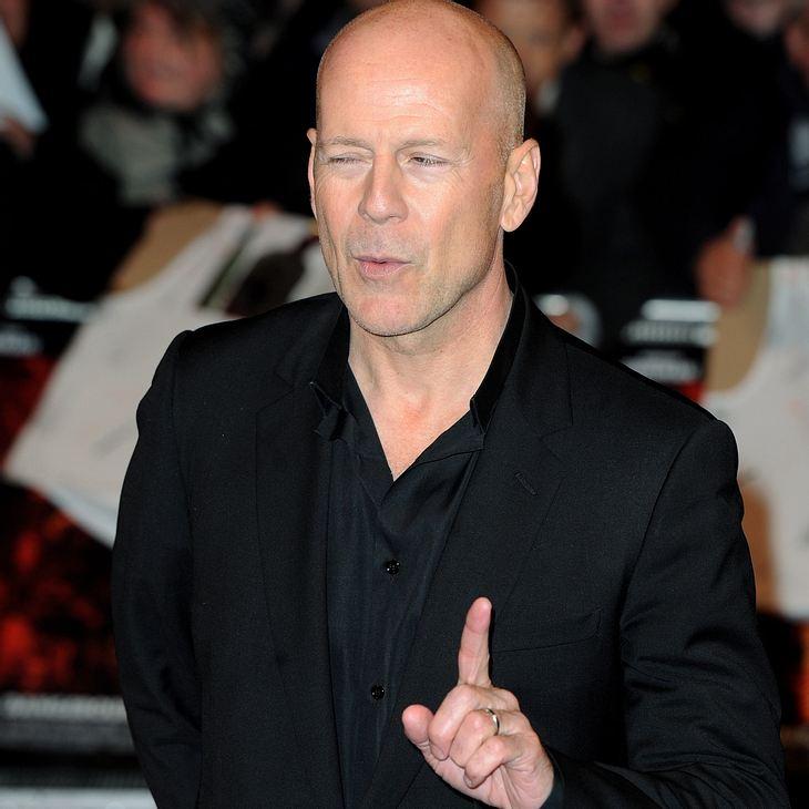 Bruce Willis will Schulden eintreiben