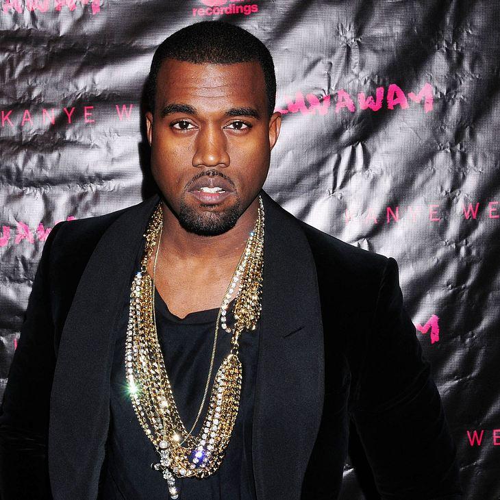 Kanye West zeigt sein Schauspieltalent