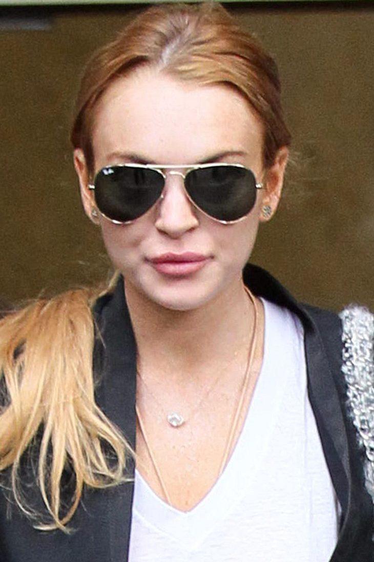 Lindsay Lohan: Versöhnung mit dem Papa?