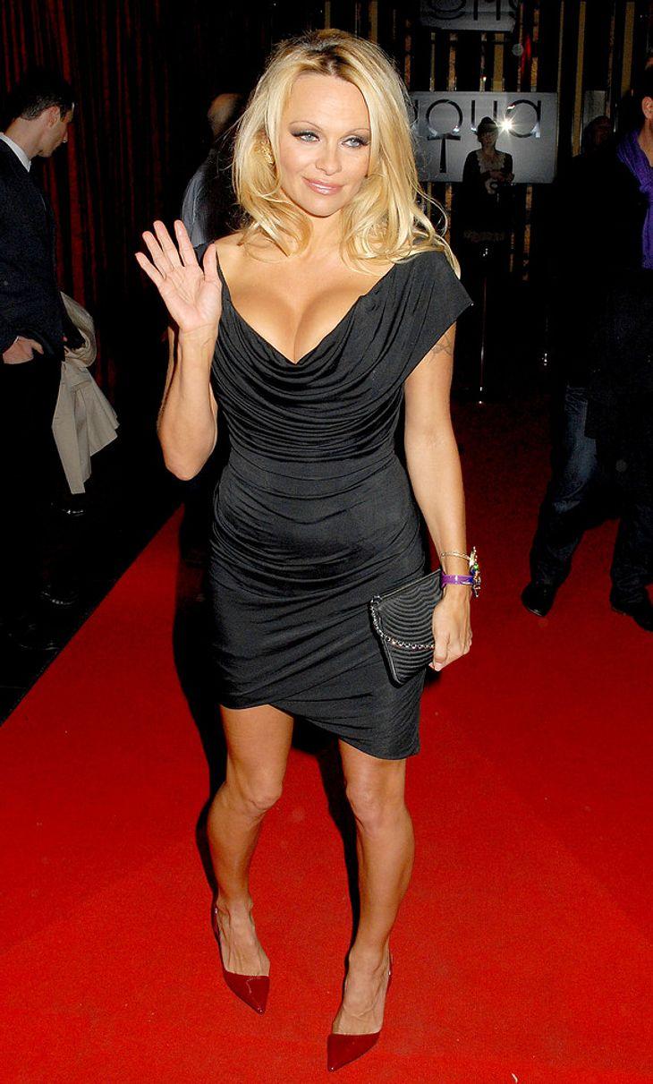 Pamela Anderson: Ärger wegen Playboy-Spende