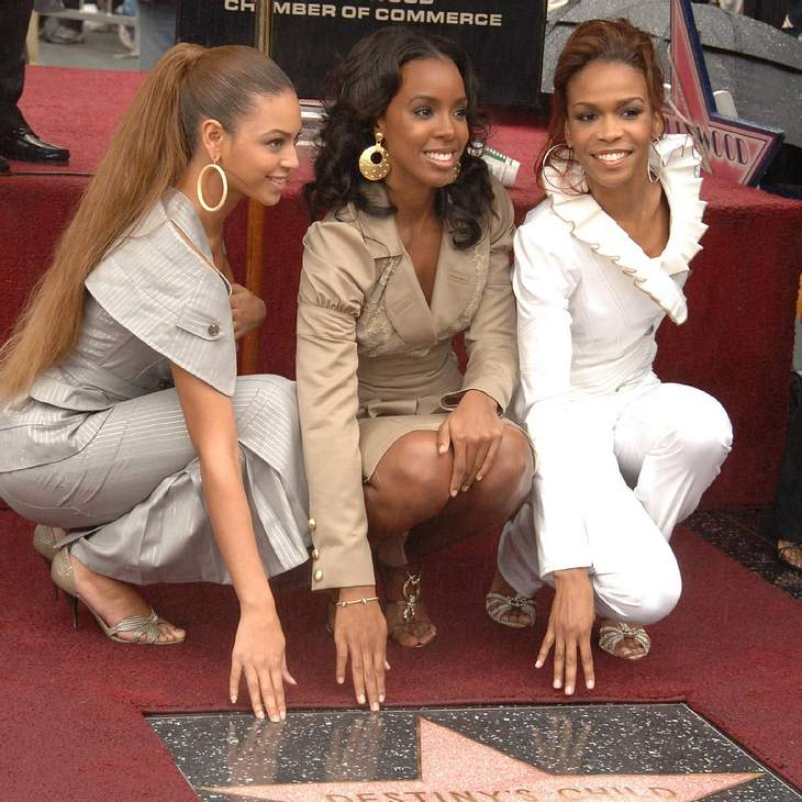 "Destiny's Child: Comeback mit ""Lovesongs"""