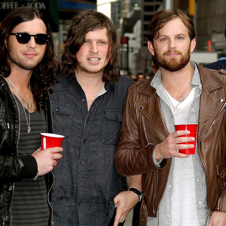 Kings of Leon: Auszeit