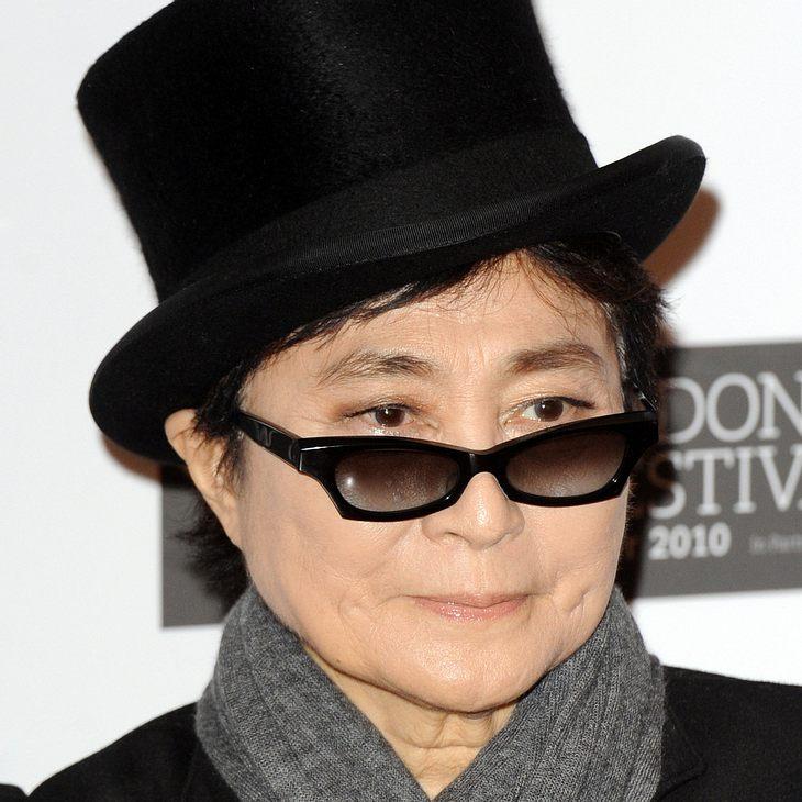 Yoko Ono: Neue Stiftung