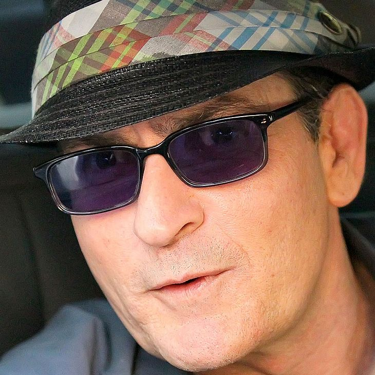 Charlie Sheen will Gutes tun