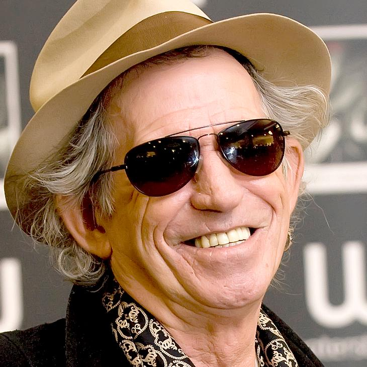 Keith Richards rettet Radiosender