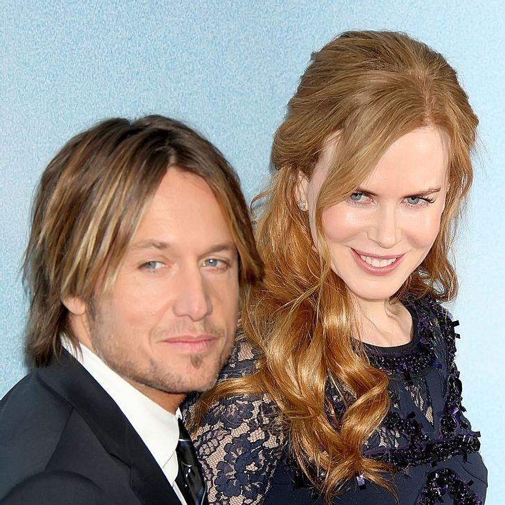 Keith Urban: Tour gut für Ehe mit Nicole Kidman