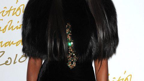 Naomi Campbell als Stil-Ikone gefeiert