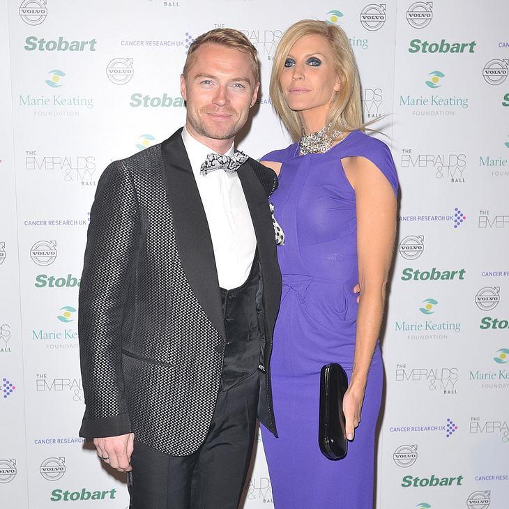 Ronan Keating bestätigt Trennung von Ehefrau