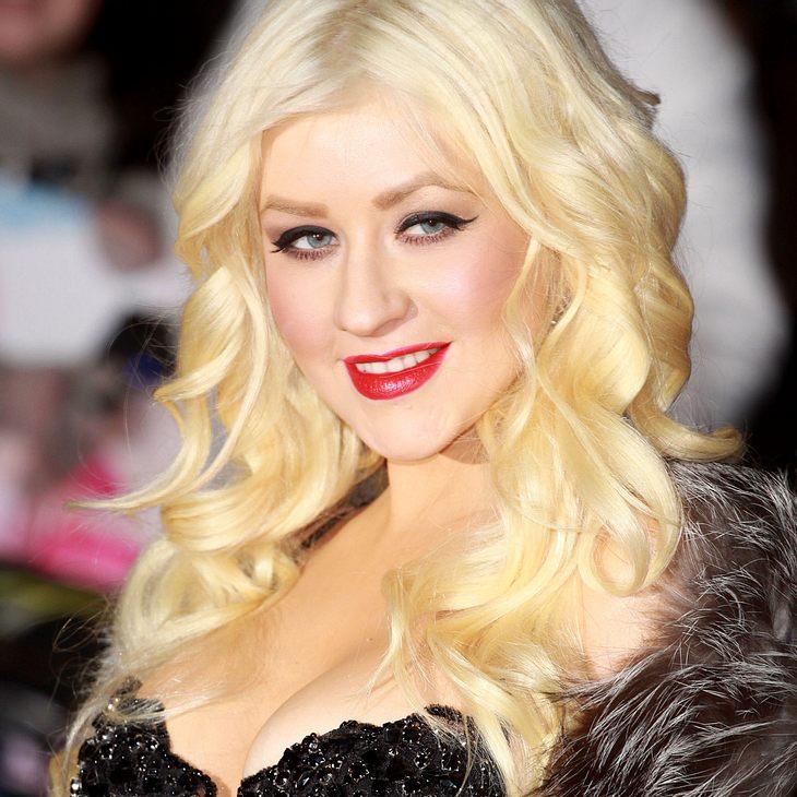 Christina Aguilera verteidigt sexy X-Factor Auftritt