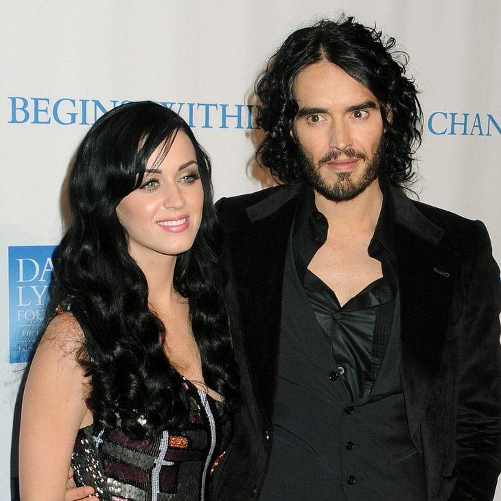 Katy Perry und Russell Brand wollen Charity gründen