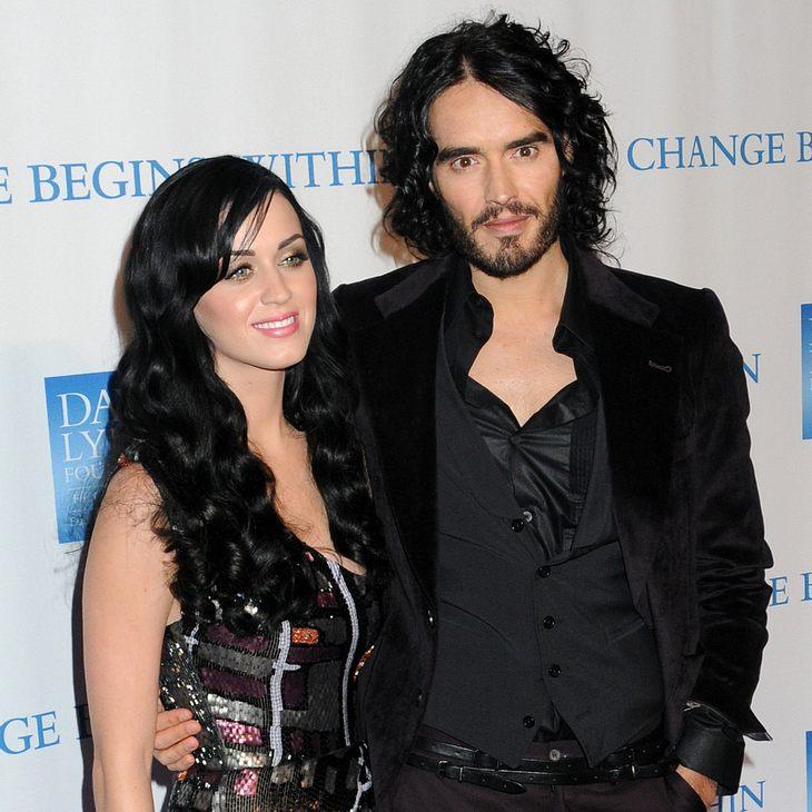 Katy Perry und Russell Brand: Doch keine Ehe-Probleme?