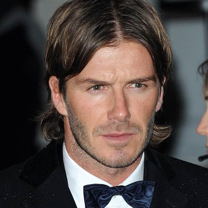 David Beckham mietet Steven Spielbergs Strandhaus
