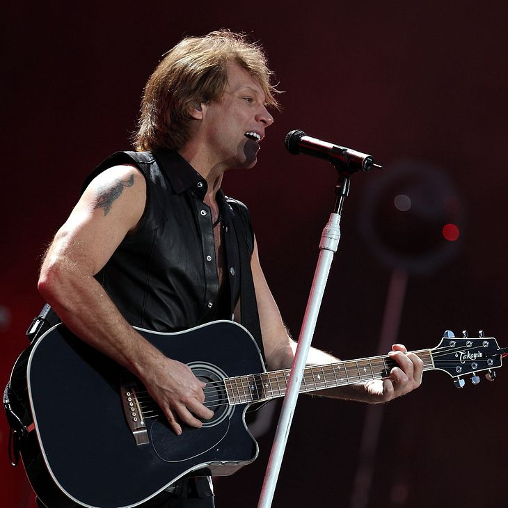 Bei Bon Jovi klingelt die Kasse