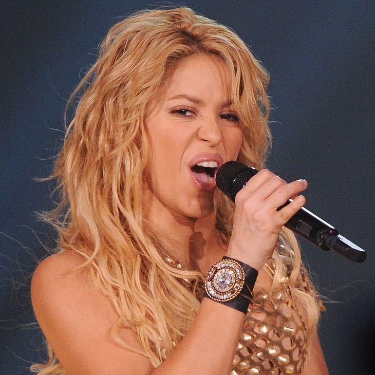 Shakira von Harvard Universität ausgezeichnet