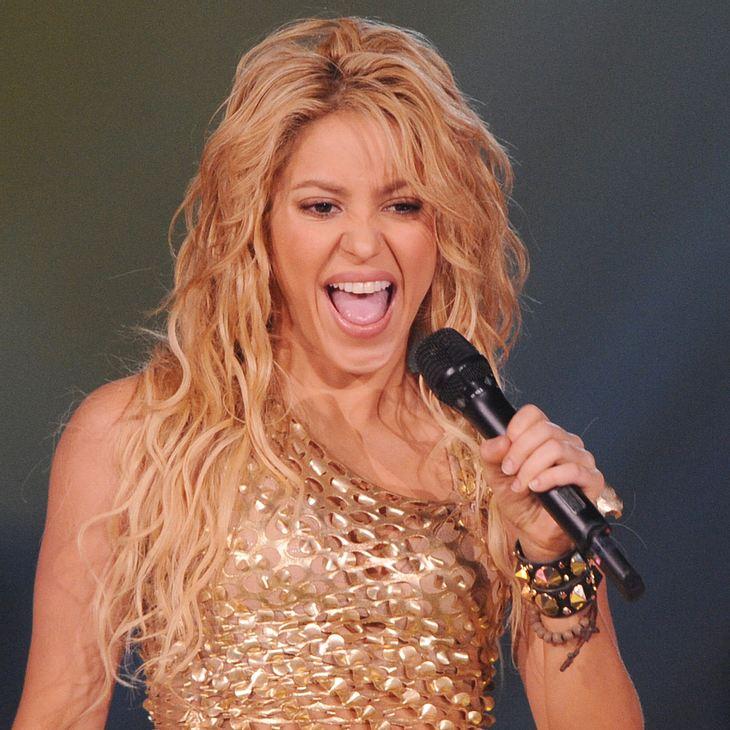 Shakira wusste nichts von Chavez-Geschenk