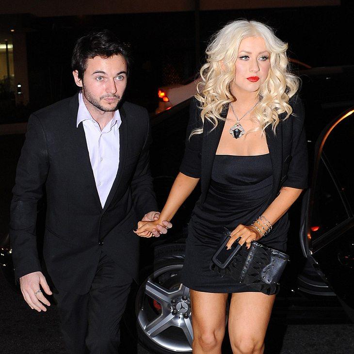 Christina Aguilera aus Arrest entlassen