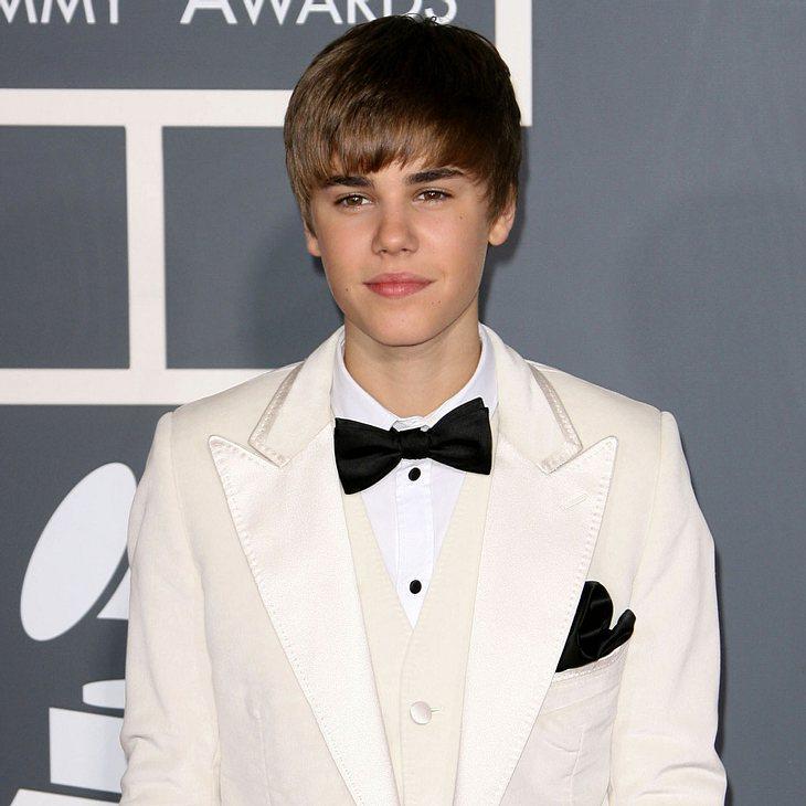 Justin Bieber zum Anfassen
