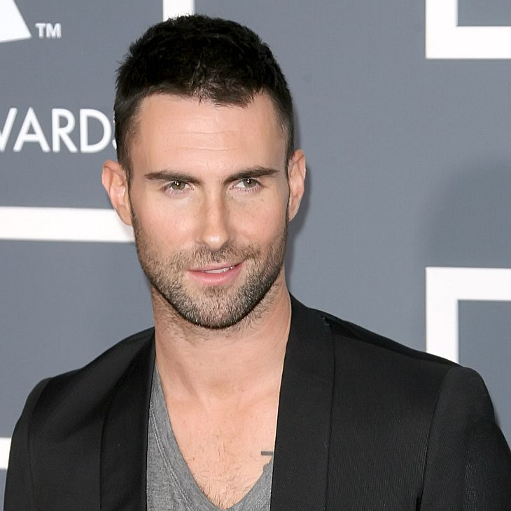 Adam Levine: Überrascht von Justin Biebers Basketball-Attacken