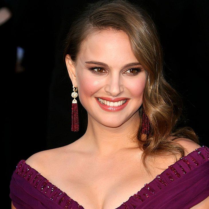 Natalie Portmans Verlobter plaudert aus dem Nähkästchen