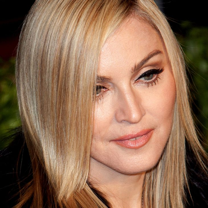 Madonna: Waisenhaus in Afrika