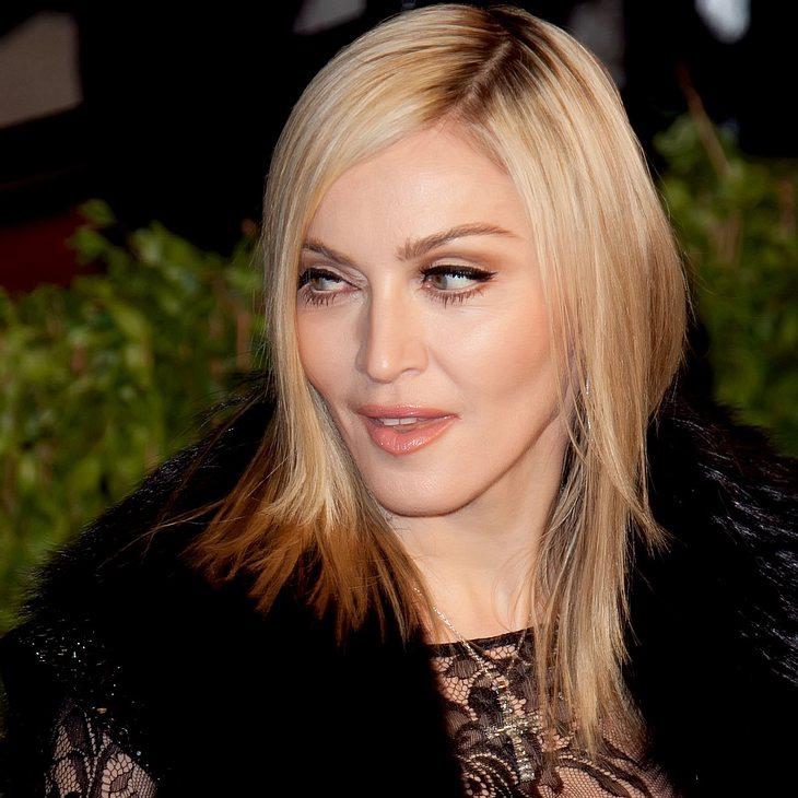 Madonnas Oma ist tot