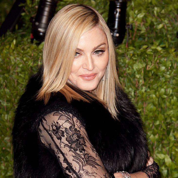 Madonna-Einbrecher glaubt er wäre ihr Lover