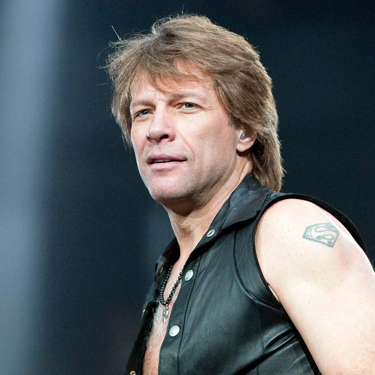 Jon Bon Jovi eröffnet Obdachlosen-Heim