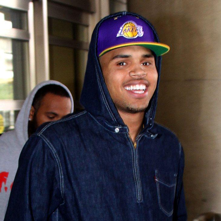 Chris Brown: Nackt-Foto war für ein Mädchen bestimmt