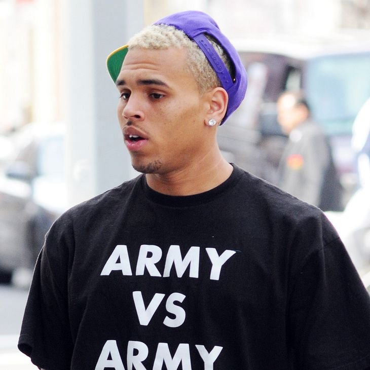Chris Brown: Erste Nummer 1 in Amerika