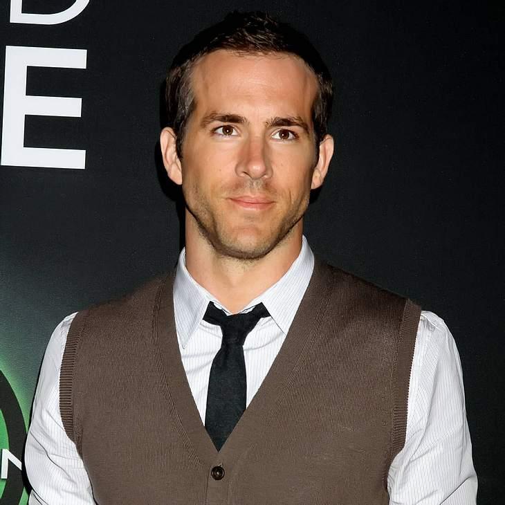 Ryan Reynolds: Camping-Streit mit Ehefrau