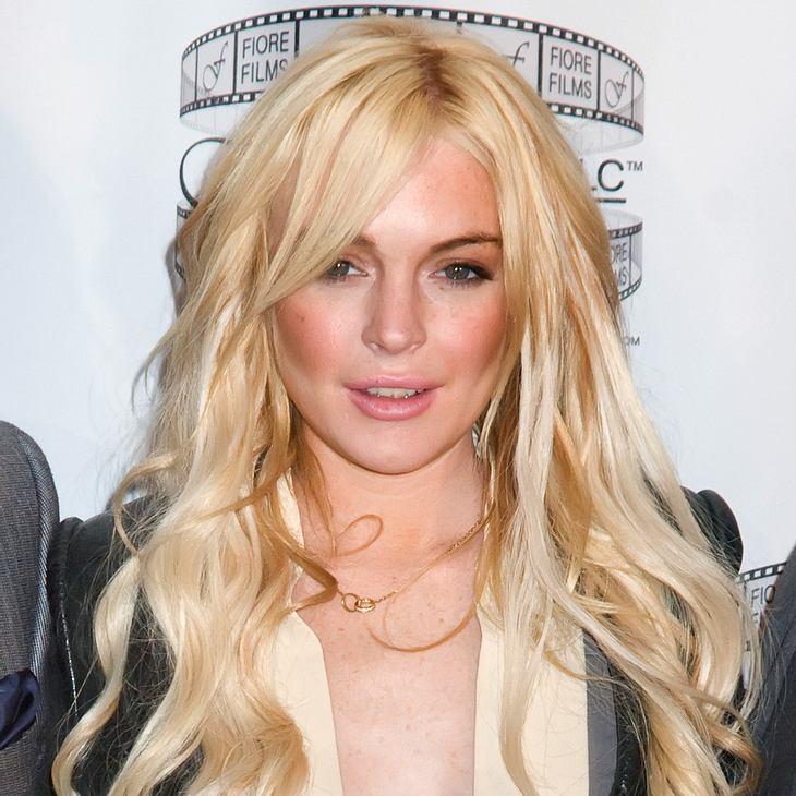 Lindsay Lohan bekommt ein Geschwisterchen