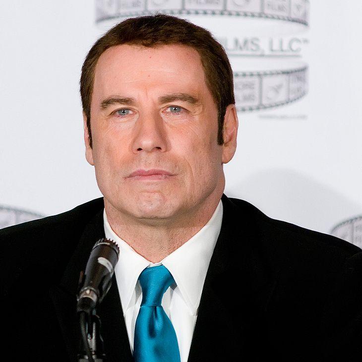 John Travoltas Auto wurde gestohlen