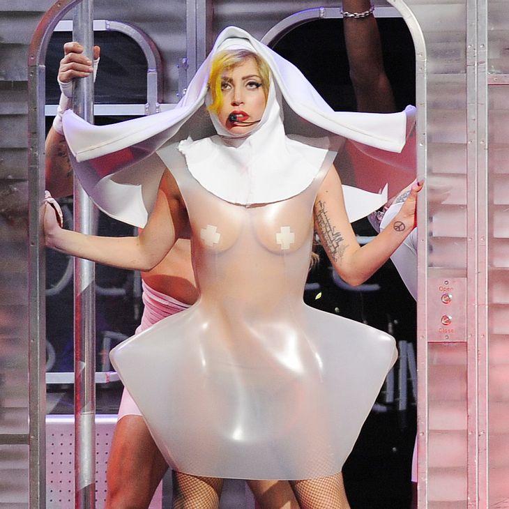 """Lady Gaga: """"Ich bin Perfektionist wie Lennon"""""""