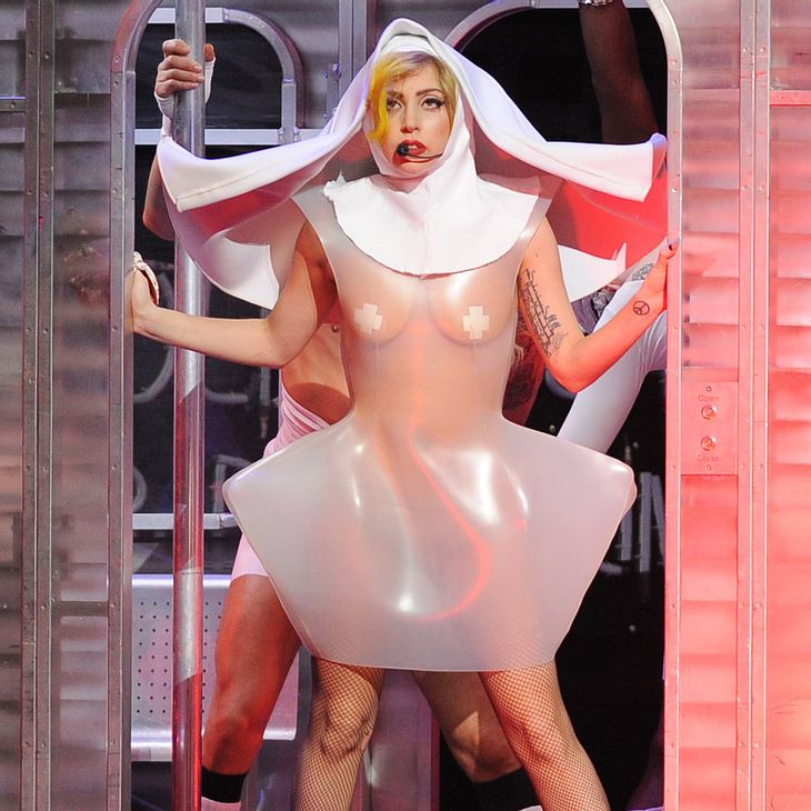 Lady Gaga: Als Visionärin ausgezeichnet