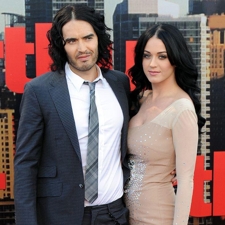 Russell Brand und Katy Perry verkaufen Liebesnest